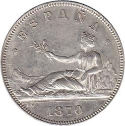 Imagen de la categoría Centenario de la Peseta 1869-1938