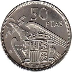 Imagen de la categoría Piezas de 25 y 50 Pesetas