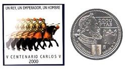 Imagen de la categoría Monedas y Carteras  2000 Pesetas