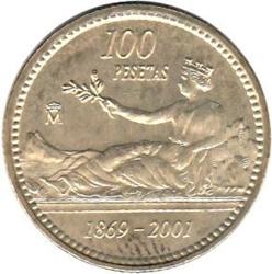 Imagen de la categoría Monedas de 100 Pesetas