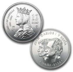 Imagen de la categoría Monedas circulación 12, 20 y 30 Euros