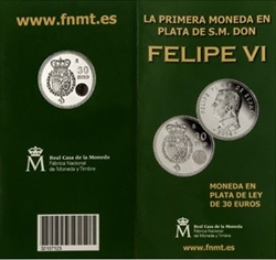 Imagen de la categoría Cartera FNMT 30 euros