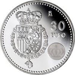 Imagen de la categoría Monedas circulación de 30 Euros