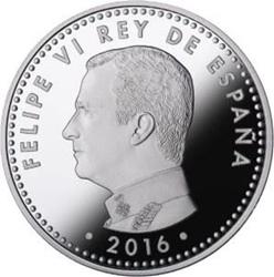 Imagen de la categoría Conmemorativas 10 euros en plata