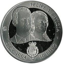 Imagen de la categoría Boda Don Felipe y Doña Leticia