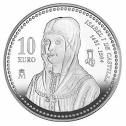 Imagen de la categoría V Cent. Isabel I la Católica