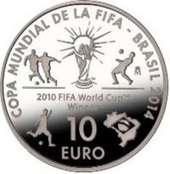 Imagen de la categoría Copa Mundial Brasil 2014