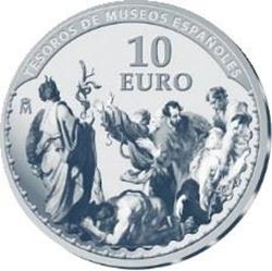 Imagen de la categoría II Serie Tesoros de Museos Españoles