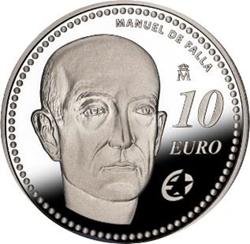 Imagen de la categoría XI Programa Europa: Manuel de Falla