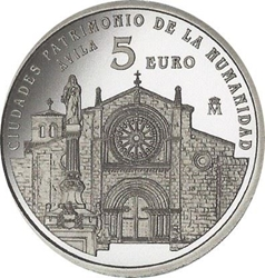 Imagen de la categoría I Serie Ciudades Españolas Patrimonio Unesco