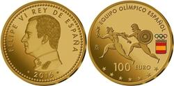 Imagen de la categoría Equipo Olímpico Español