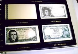 Imagen de la categoría Combinados de Billetes