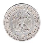 Foto de 1935 ALEMANIA 5 Reichsmark