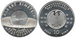 Foto de 2005-J ALEMANIA 10 EUROS EINSTEIN