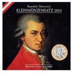 Foto de 2003 AUSTRIA SET EUROS