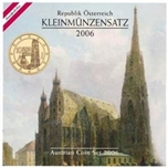 Foto de 2006 AUSTRIA SET 8p. EUROS