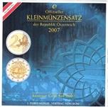 Foto de 2007 AUSTRIA SET EUROS 8p