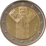 Foto de 2018 ESTONIA 2 EUROS ESTADOS BALTICOS