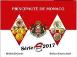 Foto de 2017 MONACO SET 8p EUROS FDC
