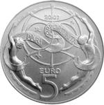 Foto de 2007 SAN MARINO 5 EUROS