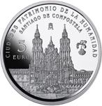 Foto de 2015 CIUDADES PATRIMONIO SANTIAGO 5 EUROS