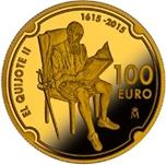 Foto de 2015 QUIJOTE 100 EUROS