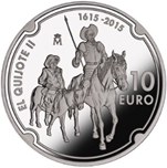 Foto de 2015 QUIJOTE 10 EUROS
