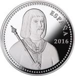 Foto de 2016 FERNANDO II de ARAGON 10 Euros