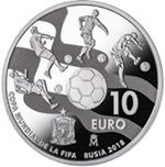 Foto de 2017 FIFA RUSIA'18 10 EUROS