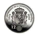 Foto de 2003 ESPAÑA 12 EUROS CONSTITUCION S/C