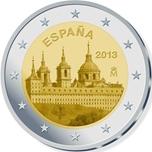 Foto de 2013 ESPAÑA 2 EUROS ESCORIAL