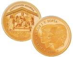 Foto de 2003 25a.CONSTITUCION 200 EUROS ORO