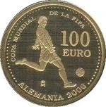 Foto de 2003 FIFA 100 EUROS ALEMANIA'06 1ªSERIE