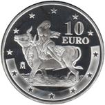 Foto de 2003 ANIV.EURO 10 Eu RAPTO EUROPA ZEUS