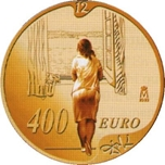 Foto de 2004 DALI 400 EUROS FIGURA VENTANA AU