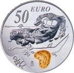 Foto de 2004 DALI 50 EUROS CINCUENTIN