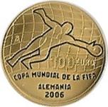 Foto de 2004 FIFA 100 EUROS ALEMANIA'06 2ªSERIE