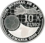Foto de 2004 FIFA 10 EUROS ALEMANIA'06 2ª SERIE