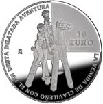 Foto de 2005 QUIJOTE 10 EUROS CLAVILEÑO