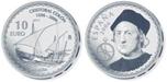Foto de 2006 COLON 10 EUROS LA NIÑA