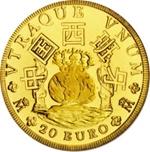 Foto de 2007 ESPAÑA-CHINA 20 EUROS ORO