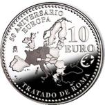 Foto de 2007 TRATADO DE ROMA 10 EUROS