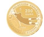 Foto de 2008 EUROCOPA 200 EUROS ORO