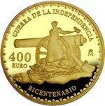 Foto de 2008 BIC.GUERRA INDEPENDENCIA 400 EUROS
