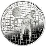 Foto de 2009 COPA FIFA SUDAFRICA 10 EUROS
