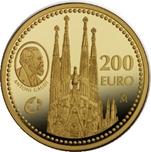 Foto de 2010 GAUDI 200 EUROS ORO Programa Europa