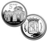 Foto de 2010 CAPITALES 5 EUROS MADRID Nº 10