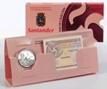 Foto de 2010 CAPITALES 5 EUROS SANTANDER Nº 4