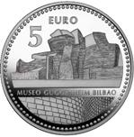 Foto de 2011 CAPITALES 5 EUROS BILBAO