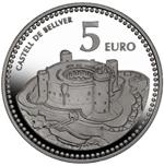 Foto de 2011 CAPITALES 5 EUROS PALMA MALLORCA